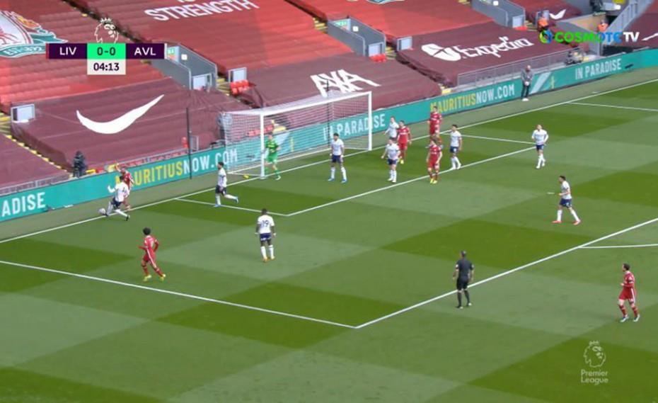 Πρώτη νίκη για τη Λίβερπουλ στο «Anfield» μέσα στο 2021! (video)
