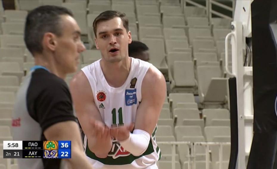 Τεχνική ποινή στον... Μαλέσκου! Αυτό το μπάσκετ θέλουμε; (video)