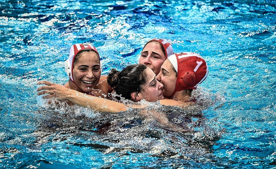 Τι ΕΠΟΣ! Στον τελικό της LEN Euroleague η ομάδα πόλο Γυναικών!