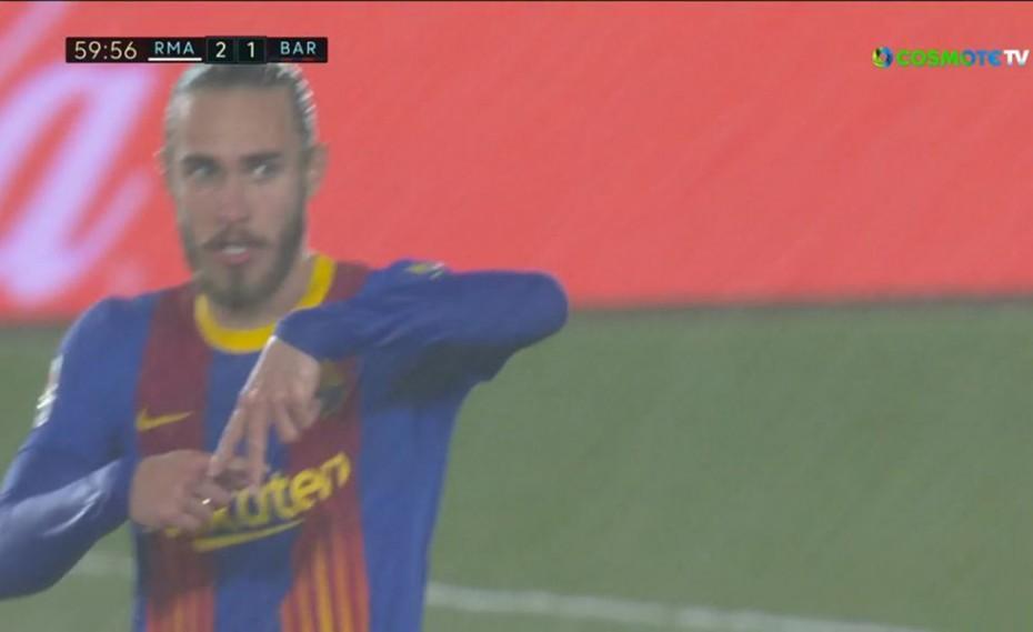 Clasico: 2-1! Επέστρεψε η Μπαρτσελόνα (video)