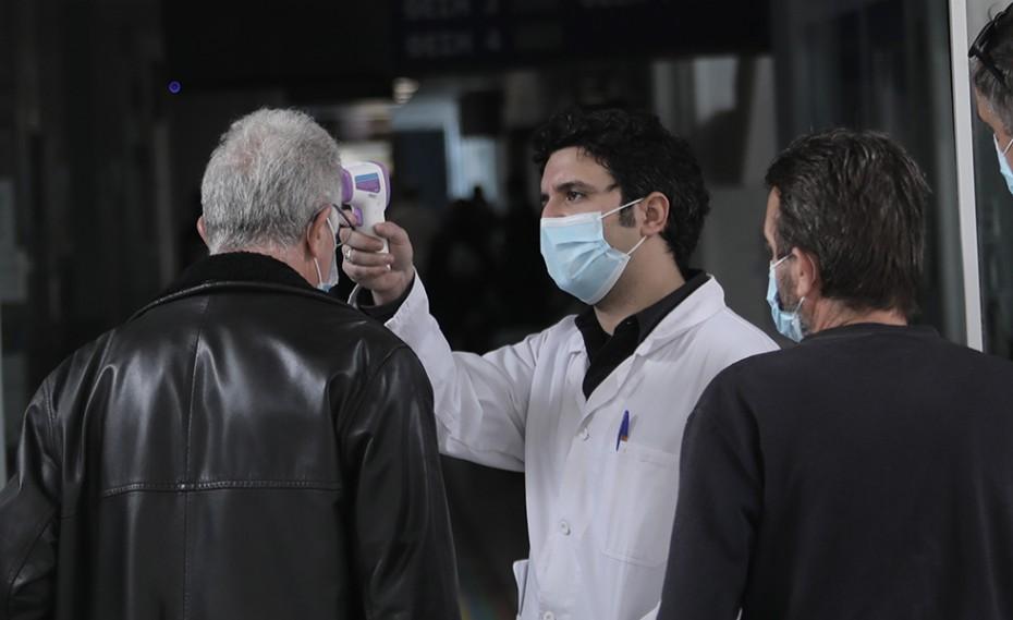 Κορονοϊός: 2.691 νέα κρούσματα και 63 θάνατοι