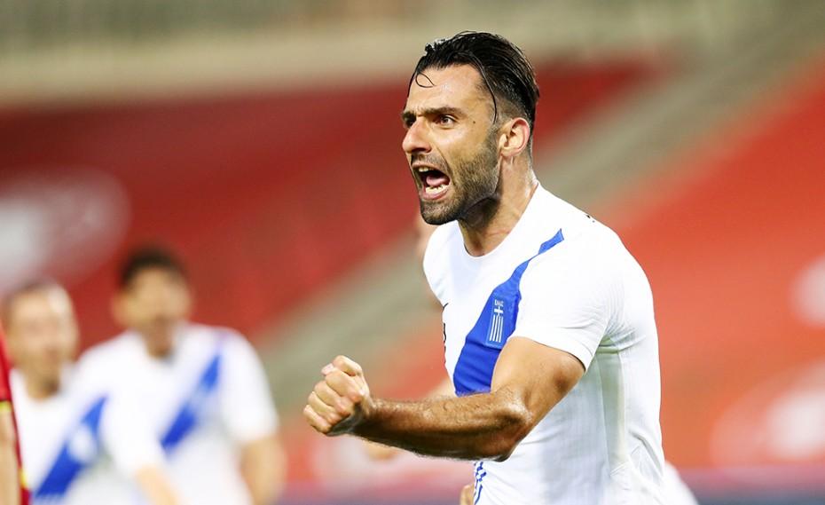 Βέλγιο-Ελλάδα | 1-1 η Εθνική (video)
