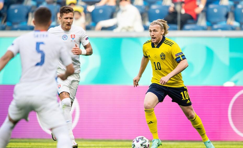 Euro 2020   Πιο κοντά στους «16» η Σουηδία (video)
