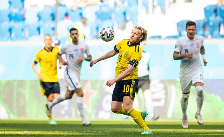 Euro 2020 | Σουηδία-Σλοβακία: Με πέναλτι το 1-0 (video)