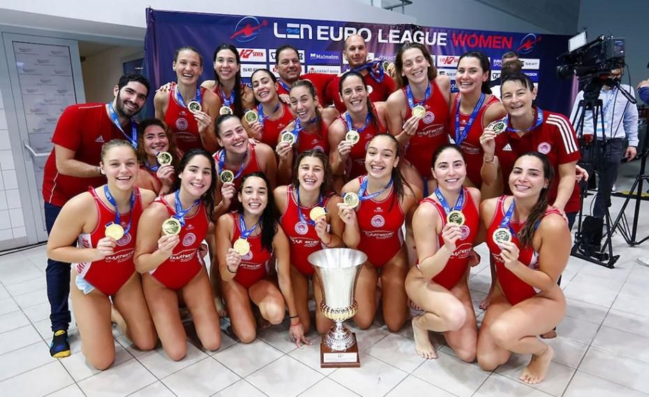 Ναιιιι! Ο Ολυμπιακός είναι Πρωταθλητής Ευρώπης! Και οι Betarades συναντούν τα θρυλικά κορίτσια! (video)
