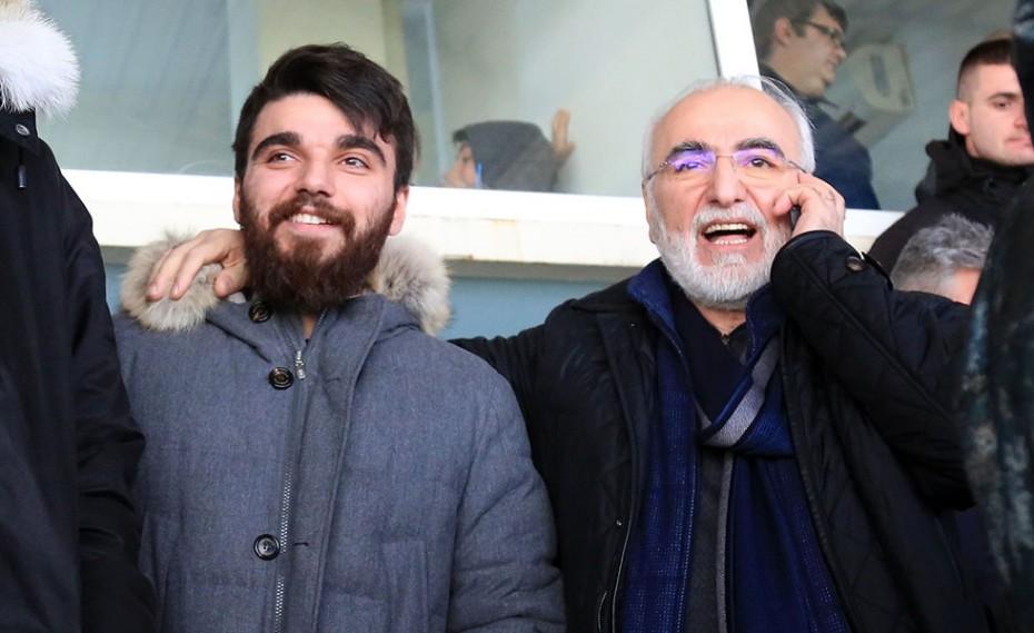 Ήρθε στην Ελλάδα για διακοπές ο Ιβάν! (photo)