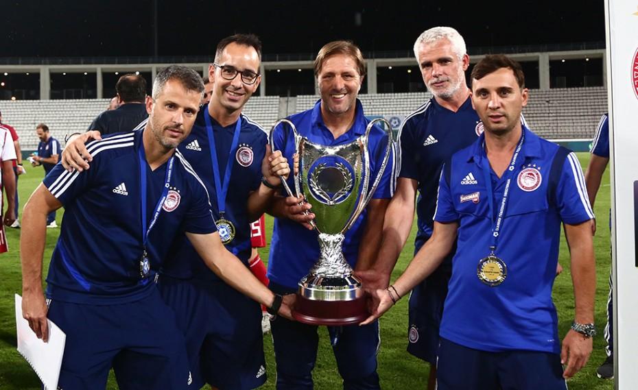 «Έκαναν τα πάντα να μην πάρουμε το Κύπελλο, αλλά δώσαμε μεγάλη απάντηση»! (video)