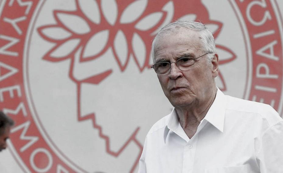 Σάββας Θεοδωρίδης: Ένας χρόνος χωρίς τον «γίγαντα» του Ολυμπιακού (video)