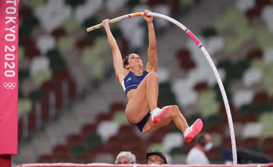 Ολυμπιακοί Αγώνες   Επί κοντώ: Στην 4η θέση η Στεφανίδη (video)