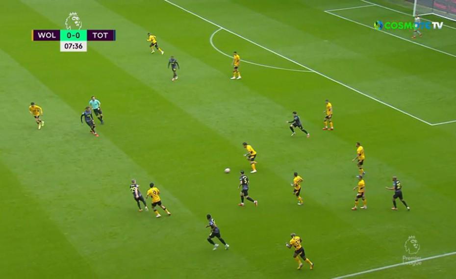 Γουλβς - Τότεναμ 0-1: Μαγική εικόνα! (video)