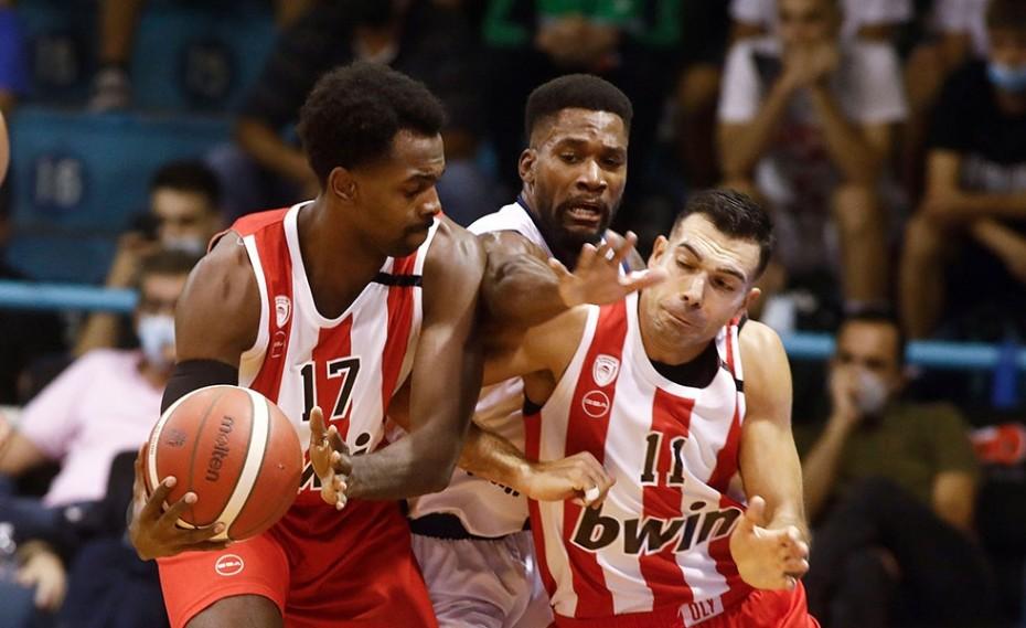 Ηρακλής-Ολυμπιακός 55-90: Αυτά είναι τα highlights! (video)