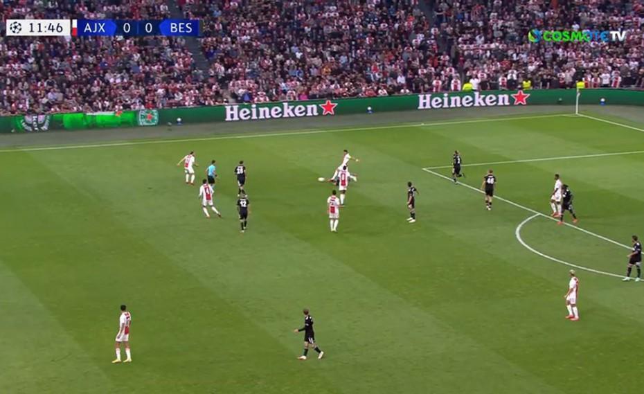 Champions League: Άνετος ο Άγιαξ και 2/2! (video)