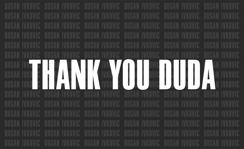 Thank you Duda! (photos)