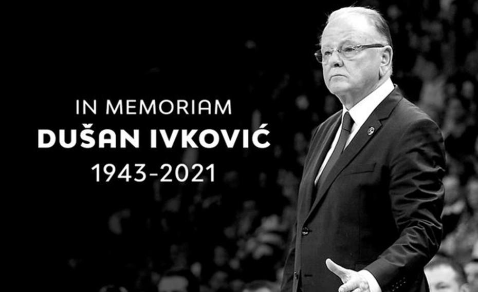 Η Euroleague για Ντούσαν Ίβκοβιτς