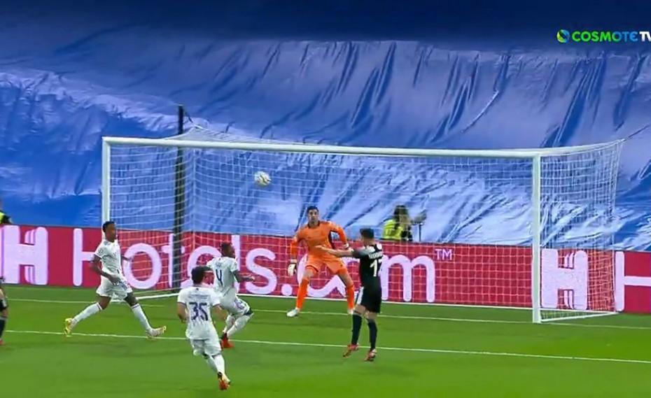Champions League: «Πάγωσε» τη Μαδρίτη η Σέριφ!! (video)