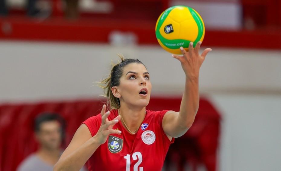 Μαριάνα Κόστα: «Πιο συγκεντρωμένες, να παίξουμε ως σύνολο!»
