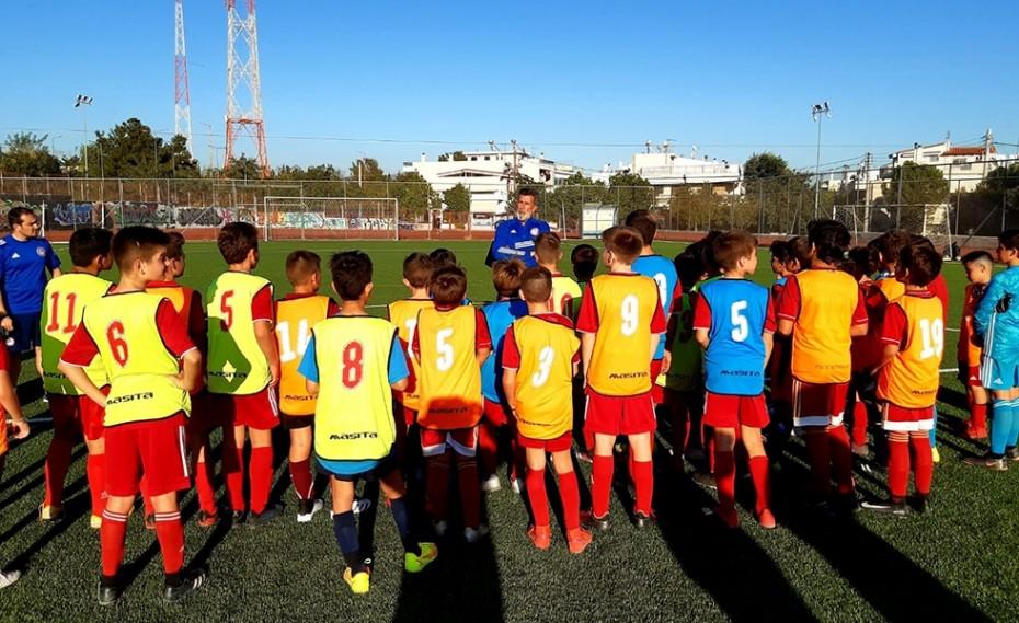 Elite Scouting Camps σε Ίλιον και Χαλκίδα! (photos)